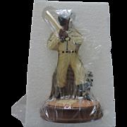 Avon Negro League Figurine, Josh Gibson, Original Box