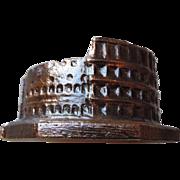 Souvenir Architectural Model, The Colosseum, Rome