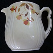 Hall Autumn Leaf Milk Pitcher