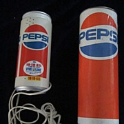 Vintage Pepsi Can Telephone with Original Cardboard Container
