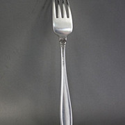 Prelude by International sterling fork for dining