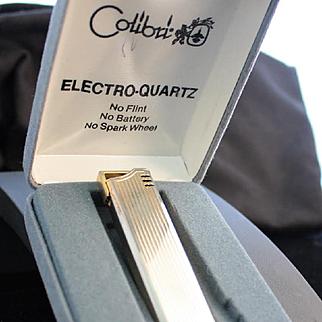 Lighter Electro-Quartz by Colibri
