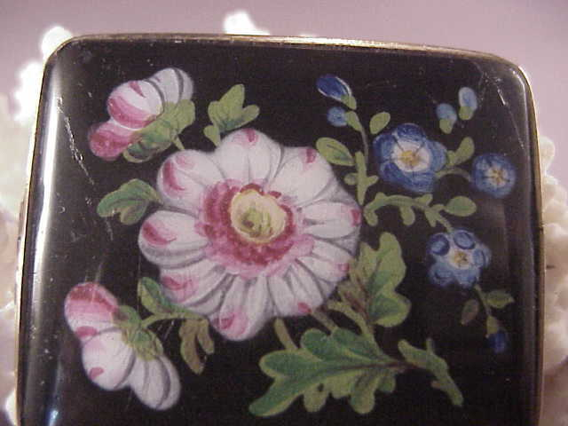 Vintage 10k ptd glass pin flowers from albie on ruby lane for Naugatuck glass company