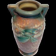 Vintage Roseville Dahlrose Vase 363-6