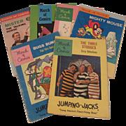 Set of 6 March of Comics