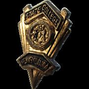 Vintage Penn State Pin