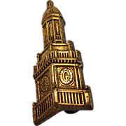 Schwemme, Clock Tower, Pin from Reading, Pennsylvania