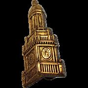 Schwemme, Clock Tower, Pin from Reading, Pennsylvania