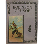 Robinson Crusoe - Victorian Children's Book