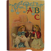 Our Pet's ABC ~ Victorian Children's Book