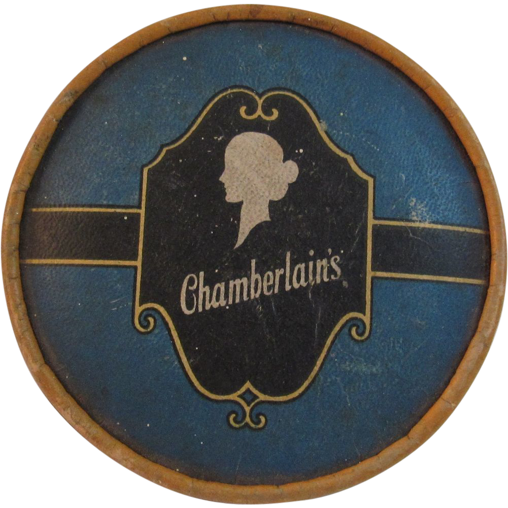 Vintage Unopened Face Powder from Chamberlain