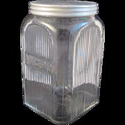 Sellers Hoosier Tea Jar