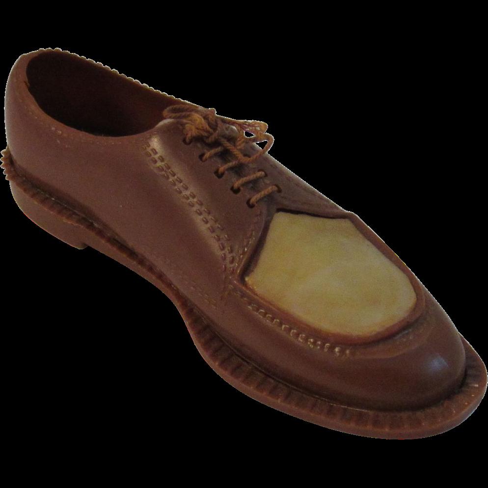 Salesman Sample Mens Shoe