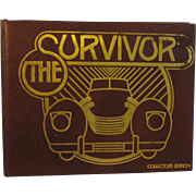 1977 The Survivors American Classic Cars Collector's Edition by Rasmussen Author Signed and Numbered