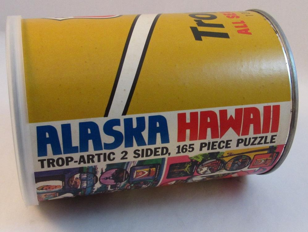 1973 Phillips 66 Trop Artic Motor Oil Puzzle From