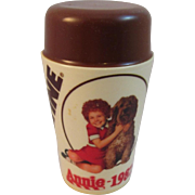 Little Orphan Annie Ovaltine Shaker Cup