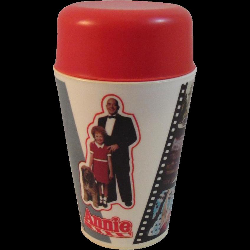 Little Orphan Annie Ovaltine Shaker Cup for Vintage Retro Kitchen