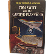 Tom Swift and the Captive Planetoid Book
