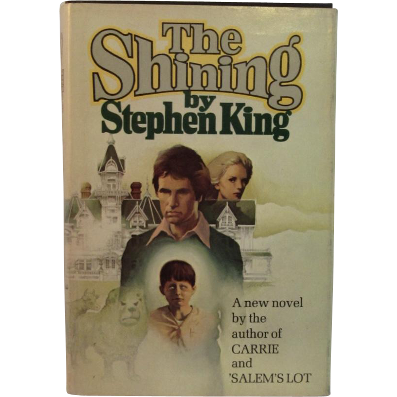 The Shining by Stephen King 1977