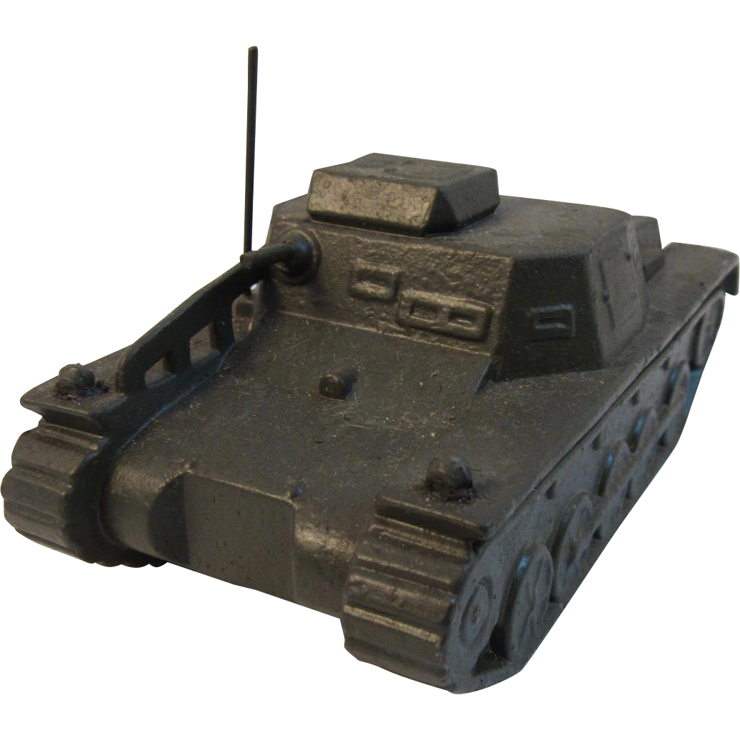 Framburg PZKW1 Command Tank Recognition Model