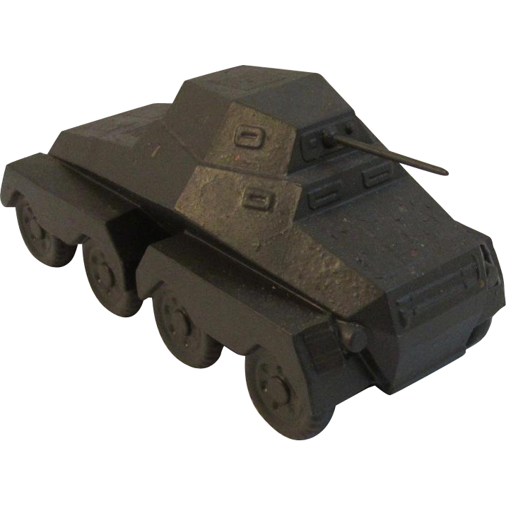 Framburg German 8 Wheeled Armored Car
