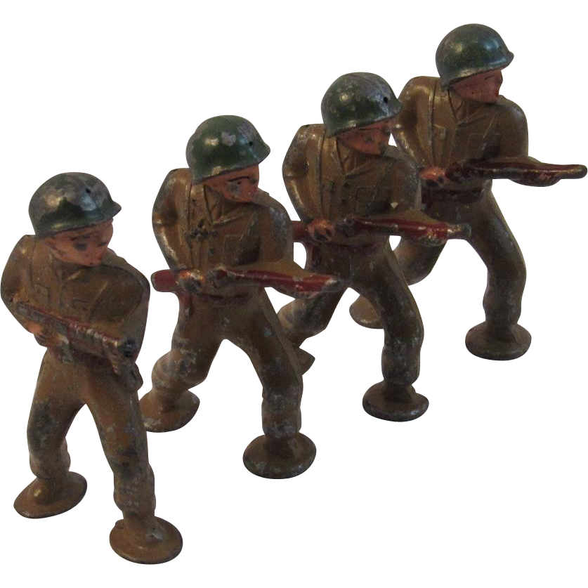Barclay Toy Soldiers 119