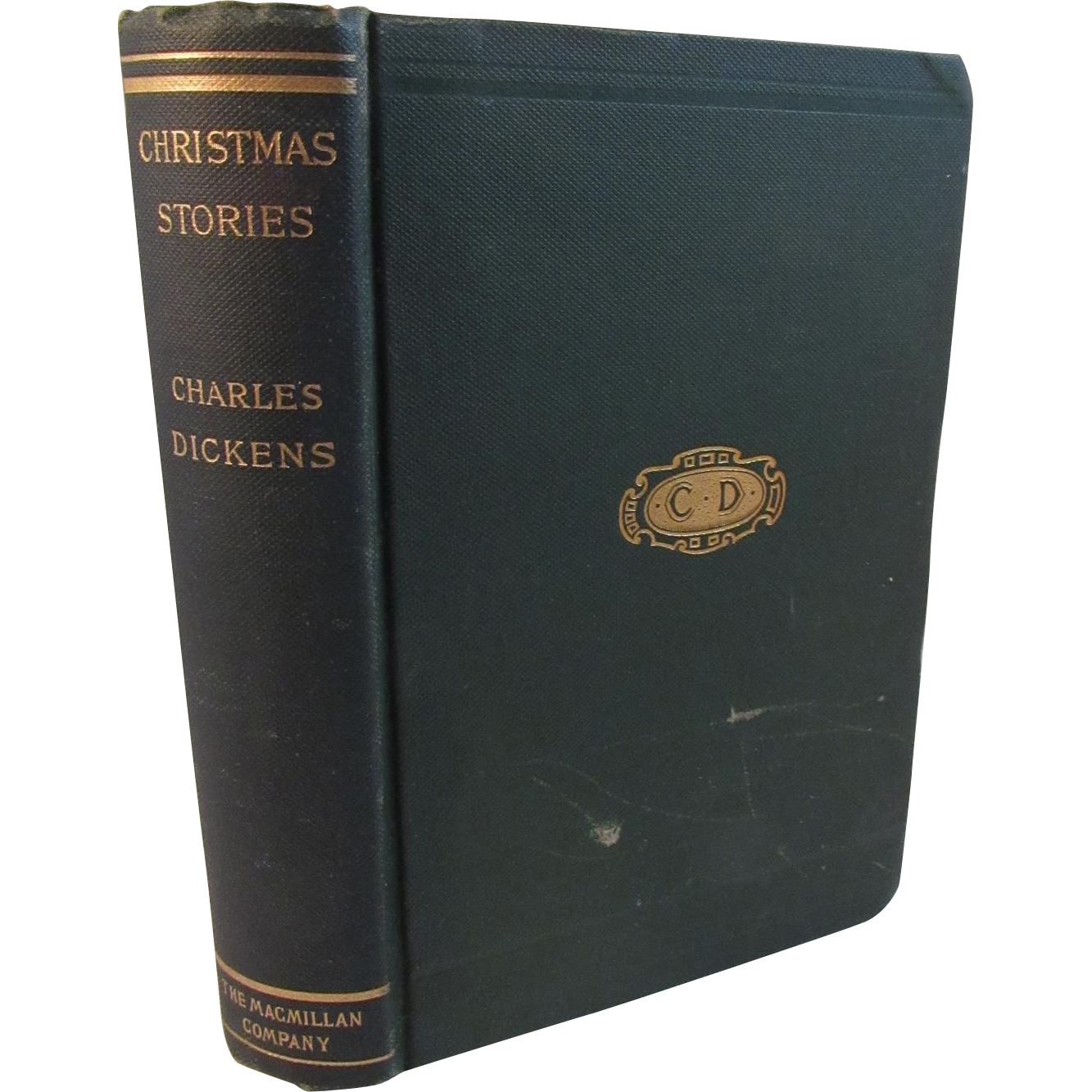 1896 Dickens Stories from the Christmas Numbers of Household Words and All the Year Round 1852-1867