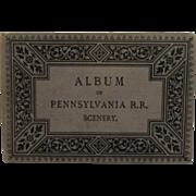 1880 Album of Pennsylvania R.R. Railroad Scenery