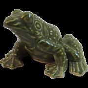 Vintage Lefton Frog Figurine - Red Tag Sale Item