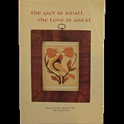 Pennsylvania German Small Presentation Frakturs by Frederick S. Weiser