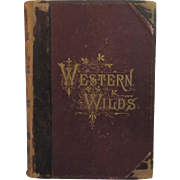 1878 Western Wilds and the Men Who Redeem Them by JH Beadle