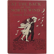 1909 At The Back of the North Wind Illustrated by Maria Kirk