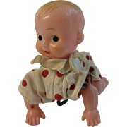 Mechanical Wind Up Crawling Baby - Red Tag Sale Item