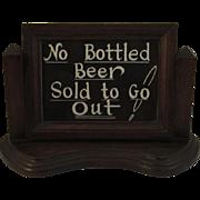 Vintage Tavern Sign