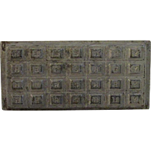 Vintage Hershey Candy Bar Mold