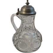 Early Glass Syrup