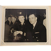 WWII USN WAVES Photograph and the Stork Club NYC
