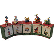 Mickey Express Merry Miniatures Train by Hallmark