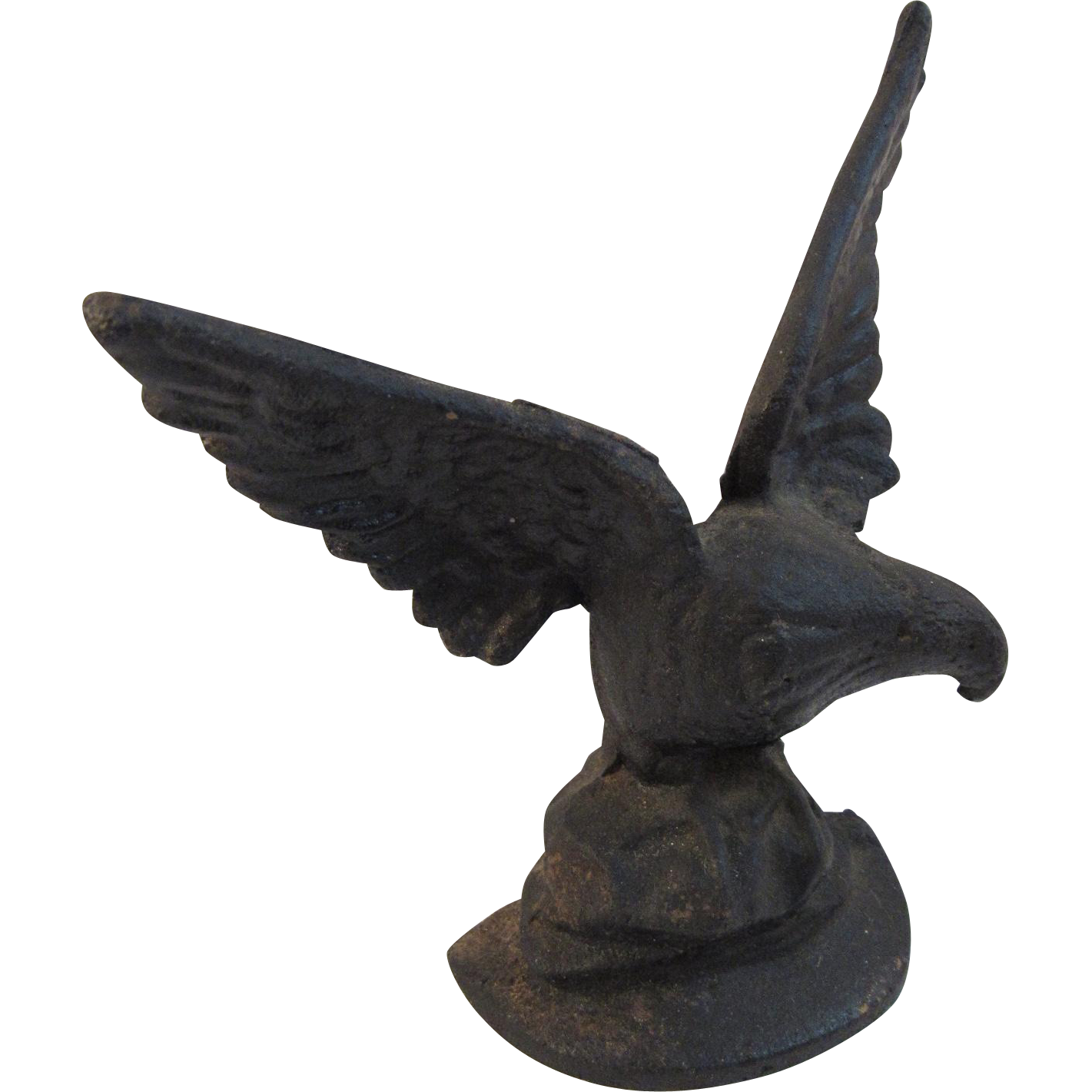 Vintage Cast Iron Eagle