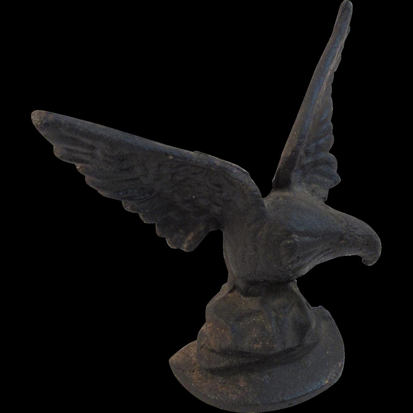 Vintage Cast Iron Eagle