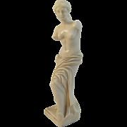 Vintage Religious Statue Galleria Savelli Italy