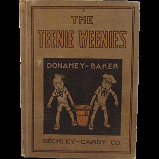 1917 The Teenie Weenies Children's Book