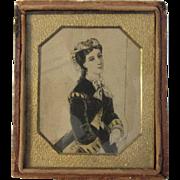 Vintage Victorian Lady