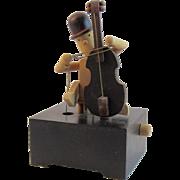 Automaton Cello Player Music Box by Otagiri Plays Yesterday
