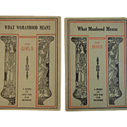 What Manhood Means & What Womanhood Means