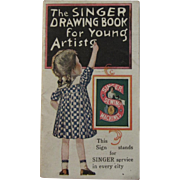 The Singer Drawing Book for Young Artists