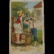 Ivorine Trade Card