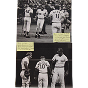 2 Original Baseball Photos