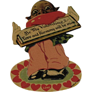 Black Americana Valentine USA