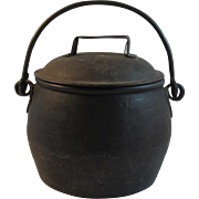Baldwin Cast Iron Pot No 3 Two Pints